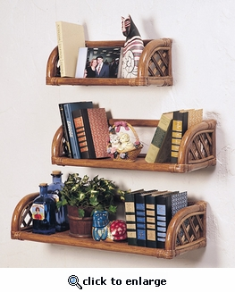 Hanging Bookshelves Set (UPS $35)