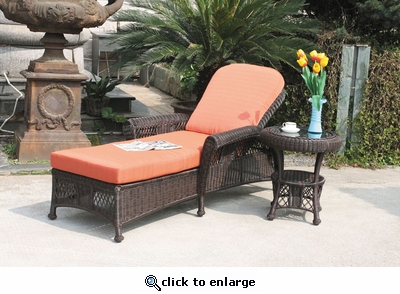 Berkeley Adjustable Chaise Lounge (MF)