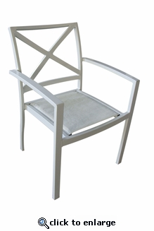 Ibiza Dining Arm Chair (UPS $70)