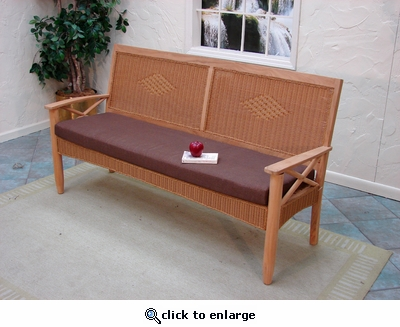 Verandah Large Garden Bench (MF) (50% Off!)