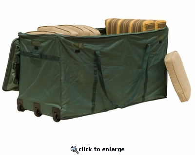 Cushion Storage Bin (UPS $55)