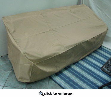 Outdoor Cover:  Sofa (UPS $15)