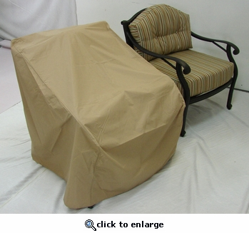 Outdoor Cover: Arm Chair (UPS $15)