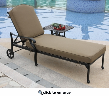 Lancaster Chaise Lounge (MF)