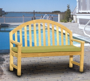 Cushion: Victoria 6' Bench