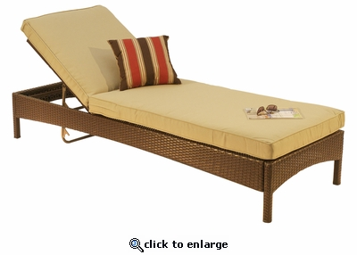 Rolston chaise lounge mf for Bella flora double chaise lounge