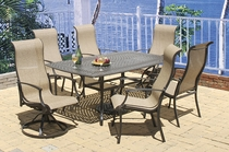 Fall Sling Dining Set of Seven