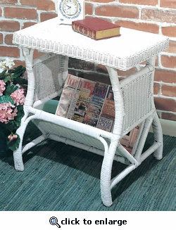 Magazine End Table (UPS $45)