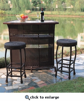 Caribbean Counter Stool (UPS $30)