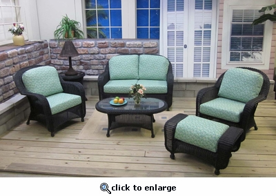 Coral Bay Simple Living Set/6