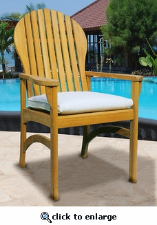 Hampton Adirondack Dining Chair (UPS $85)