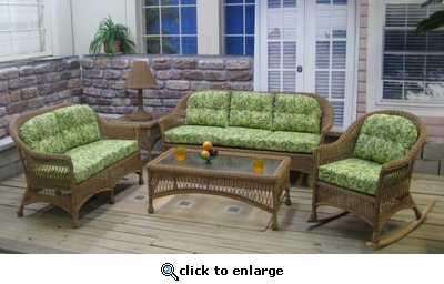 Grand Cayman Living Set/5 (35% Off!)