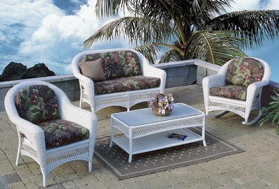 Palm-Aire Living Set/4 (MF)