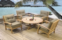 Briena Chat Dining Set of 5 (MF)