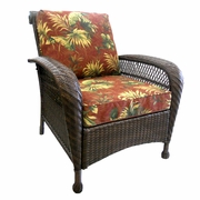 Buckingham Arm Chair (UPS $125)