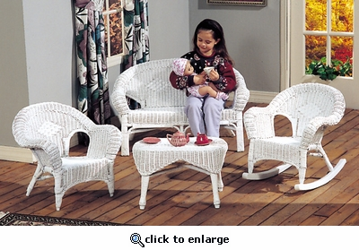 Kiddie Plantation 4 pc Set (UPS $65)