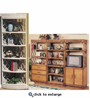Five Shelf Wall Unit (MF)