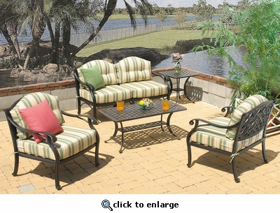 Lancaster Living Set of Five (MF)