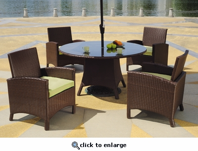 Maroma Dining Set of Five (MF)