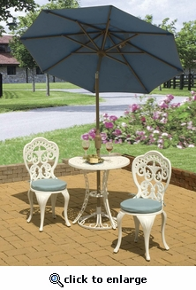 Summer Breeze Bistro Set/3 (UPS $125)
