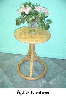 Parson's Lamp Table (UPS $30)