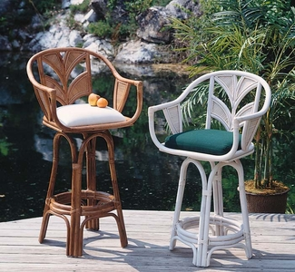 Crescent Bar Stool Click picture for details