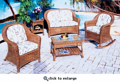 Plymouth Porch Set/4 (MF)