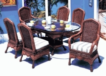 Dining Chairs: Moroccan Dining Chair Cushion
