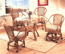 Dining Chair: Royal Swivel Dining Chair Cushions