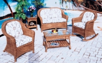 Patio Set: Plymouth Porch Set