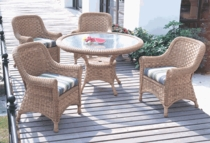 Dining Chairs: Tahiti Dining Chair Cushions