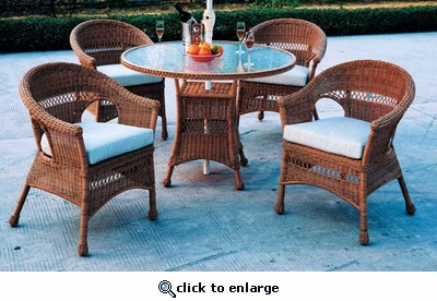 Seabreeze Dining Set/5 (MF)