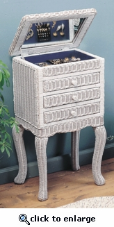 Princess Jewelry Armoire (UPS $45)