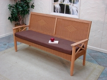 Verandah Large Garden Bench (MF)