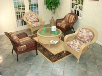 Outdoor Chat Set of Five (MF)