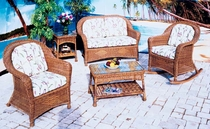 Plymouth Porch Set/4 (MF) (40% Off!)