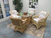 Lanai Dining Set/5  (MF)