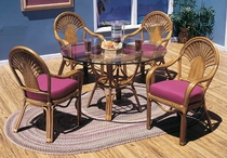 Wicker Dining Room