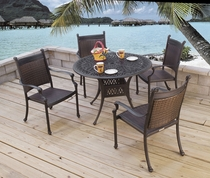 Allegra Dining Set of Five (MF) (15% Off!)