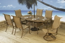 Mendoza Oval Dining Set of Seven (MF) (15% Off!)