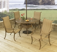 Mendoza Round Dining Set of Five (MF) (15% Off!)