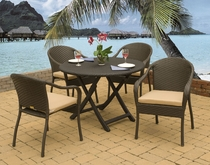 Karina Folding Dining Set