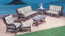 Key Largo Loveseat (MF)