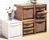 Wicker Storage Cubes Click picture for details