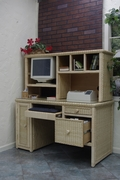 Computer Desk & Hutch (MF)