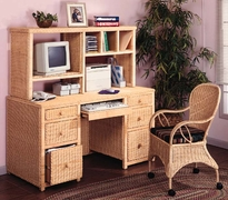 Executive Suite Desk & Hutch (MF)