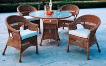 Seabreeze Dining Chairs Set/2 (UPS $95)