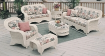Deep Seating: Peninsula Living Set of 6 Sunbrella & Richloom Premiere Fabrics