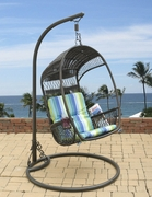 Montauk Hanging Swing & Stand Click for Details