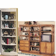 Wall Unit with Cabinet (MF)